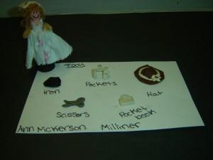 Ann Nickerson - Milliner